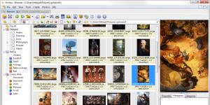 XnView Ekran Görüntüsü