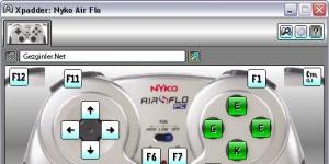 Xpadder Ekran Görüntüsü