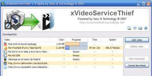 xVideoServiceThief Ekran Görüntüsü