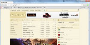 Yandex.Browser Ekran G�r�nt�s�