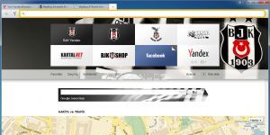 Yandex.Browser Be�ikta� Ekran G�r�nt�s�