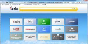 Yandex Elements Ekran Görüntüsü