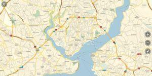 Yandex.Haritalar Ekran Görüntüsü