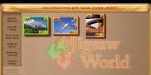 Yapboz Dünyası Ekran Görüntüsü