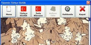 Yasemin Türkçe Sözlük Ekran Görüntüsü