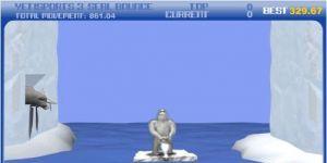 YetiSports 3 - Seal Bounce Ekran Görüntüsü