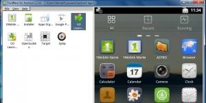 YouWave Ekran Görüntüsü