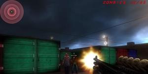 Zombie Outbreak Shooter Ekran Görüntüsü