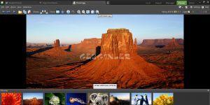Zoner Photo Studio Free Ekran Görüntüsü