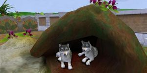 Zoo Tycoon 2: Endangered Species Ekran G�r�nt�s�