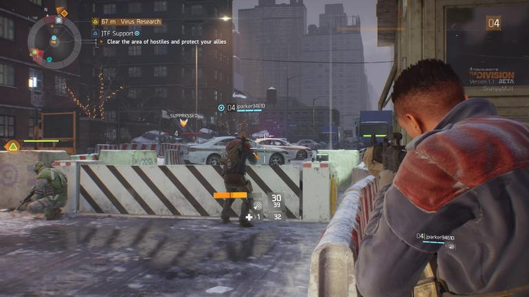 Tom clancy s the division ekran g r nt s gezginler for Clancy motors used cars
