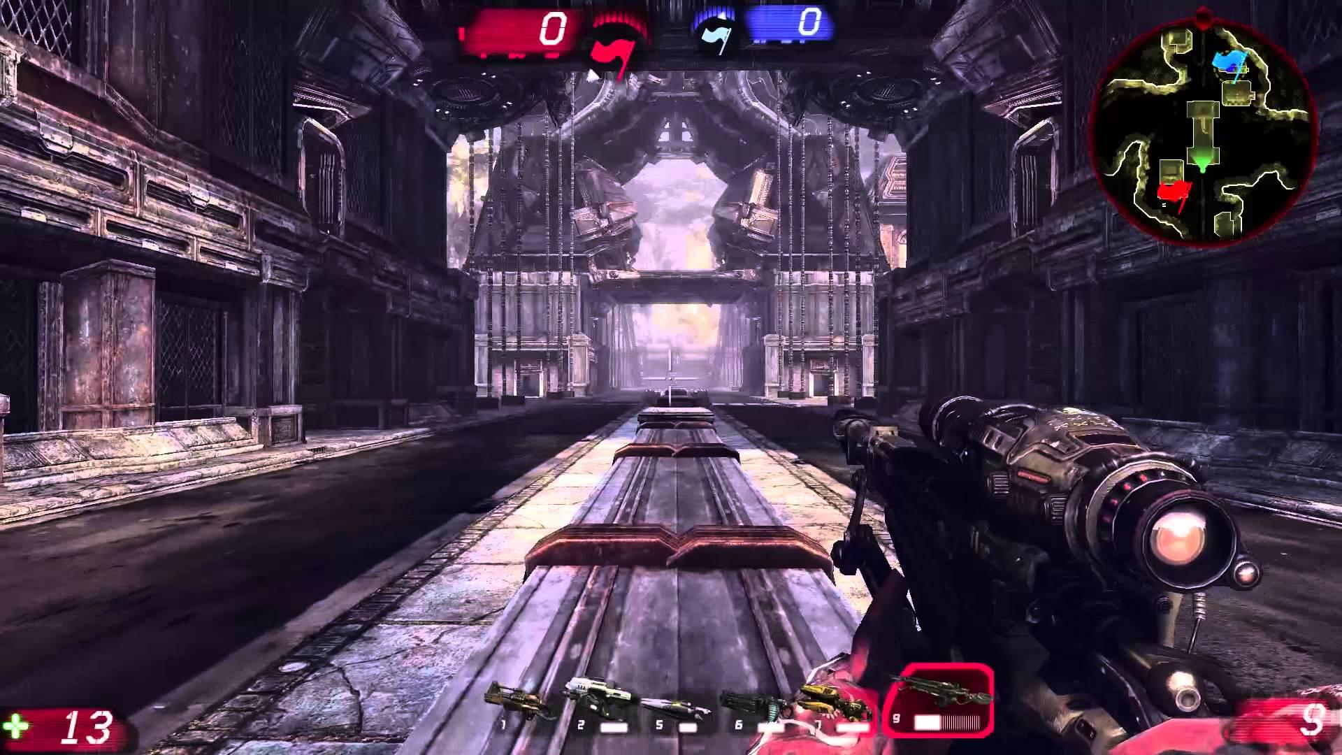 Unreal Tournament 3 Ekran Görüntüsü - Gezginler