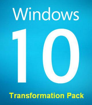 Windows 10 Transformation Pack indir