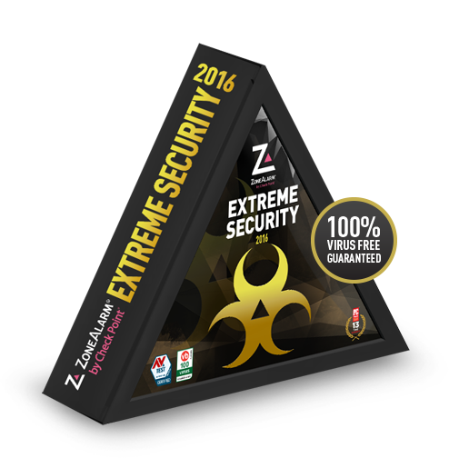 ZoneAlarm Extreme Security indir