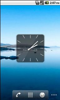Saat Widget Resimleri