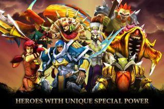 Legendary Heroes Resimleri