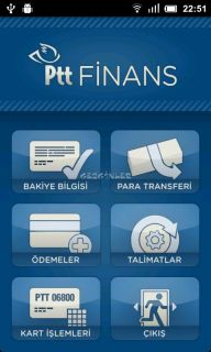 Cep PTT Finans Resimleri