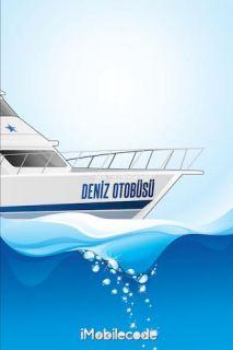 Deniz Otobüsü Resimleri