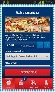 Domino's Pizza Türkiye Resimleri