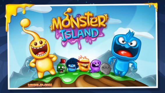 Monster Island Begins Resimleri