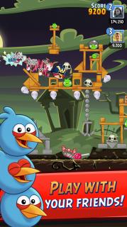 Angry Birds Friends Resimleri