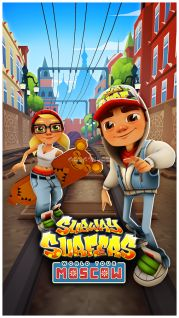 Subway Surfers 1.27.0 (Android)