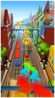 Subway Surfers 1.20.1 (Android)