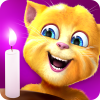 Android Ginger's Birthday Resim