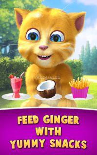 Ginger's Birthday Resimleri