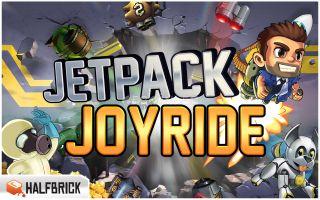 Jetpack Joyride Resimleri
