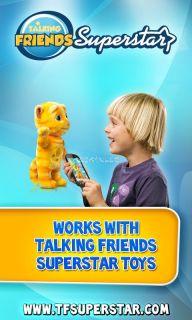 Talking Ginger Resimleri