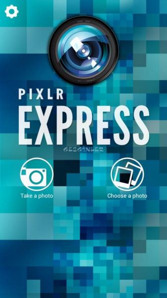Pixlr Express Old Version Online