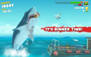 Hungry Shark Evolution Resimleri