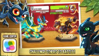 Dragon City Mobile 2.1 (iPhone ve iPad)