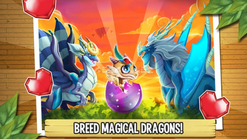 Dragon City Mobile 2.8.1 (iPhone ve iPad)