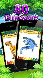 Play Dino Painting: Dinosaurs Resimleri