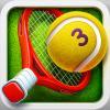 iPhone ve iPad Hit Tenis 3 Resim