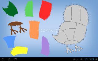 Kids Preschool Puzzle Resimleri
