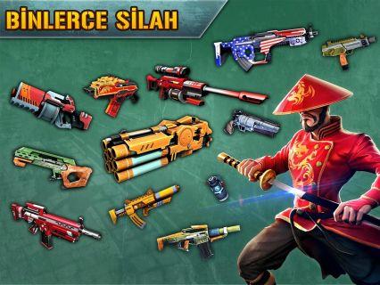 Blitz Brigade - Çevrimiçi FPS Resimleri