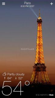 Yahoo! Hava Durumu Resimleri