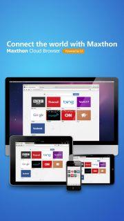 Maxthon Cloud Browser Resimleri