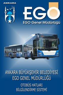 EGO Otobüs Hatları Bil.Sis. Resimleri