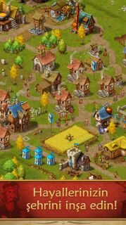 Townsmen Resimleri