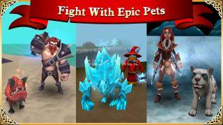 Arcane Legends Resimleri