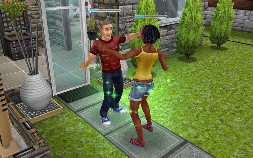 The Sims FreePlay Resimleri