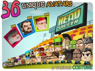 Head Soccer Resimleri