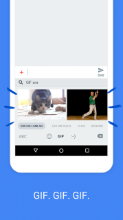 Google Klavye - Gboard Resimleri