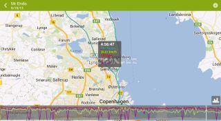 Endomondo Sports Tracker Resimleri