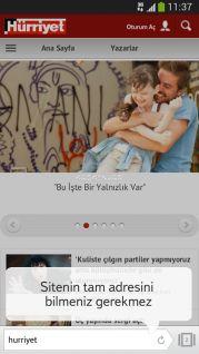 Yandex.Browser Resimleri
