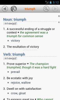 Dictionary - WordWeb Resimleri